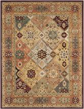 Safavieh Persian Legend PL812A Red and Rust