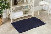Safavieh Plush Master Bath PMB623B Navy and Navy