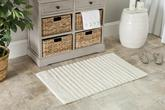 Safavieh Plush Master Bath PMB625N Natural and Natural