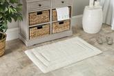 Safavieh Plush Master Bath PMB627N Natural and Natural