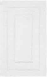 Safavieh Plush Master Bath PMB627W White and White