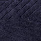 Safavieh Plush Master Bath PMB635B Navy and Navy