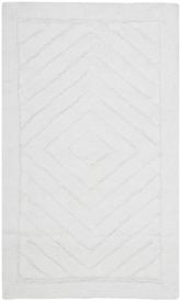 Safavieh Plush Master Bath PMB635W White and White