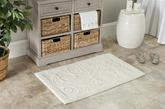Safavieh Plush Master Bath PMB637N Natural and Natural