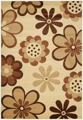 Safavieh Porcello PRL4812A Ivory and Brown