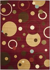 Safavieh Porcello PRL6851-4091 Red and Multi