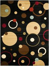 Safavieh Porcello PRL6851-9091 Black and Multi