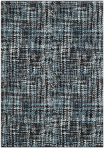 Safavieh Porcello PRL6941G Charcoal and Blue