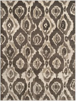 Safavieh Porcello PRL7736A Ivory and Dark Grey