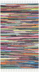Safavieh Rag Rug RAR121A Grey and Multi