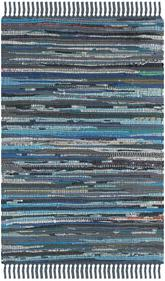 Safavieh Rag Rug RAR121C Ink and Multi
