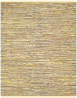 Safavieh Rag Rug RAR121H Yellow and Multi