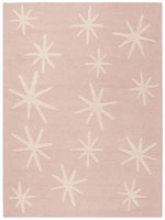 Safavieh Safavieh Kids SFK908P Pink and Ivory