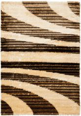 Safavieh Miami Shag SG364-1391 Beige and Multi