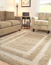 Safavieh Shag SG4541313 Beige and Beige