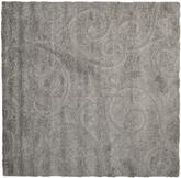 Safavieh Florida Shag SG455-8013 Grey and Beige