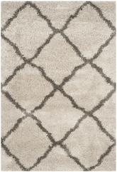 Safavieh Belize Shag SGB489D Taupe and Grey