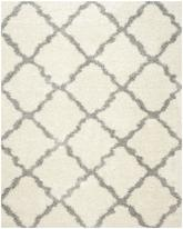Safavieh Dallas Shag SGD257F Ivory and Grey