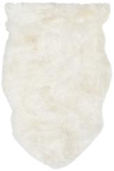 Safavieh Sheepskin Shag SHS211A White