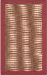 Safavieh Sierra SIE211A Beige and Red