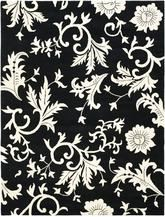 Safavieh Soho SOH212A Black and Ivory
