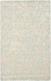 Safavieh Soho SOH255A Light Blue and Beige