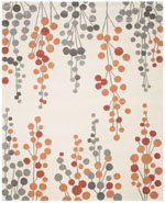 Safavieh Soho SOH338B Beige and Orange