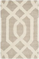 Safavieh Soho SOH411B Grey and Ivory