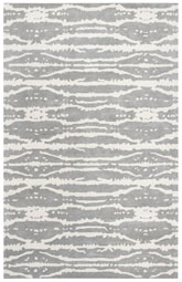 Safavieh Soho SOH656F Grey and Ivory