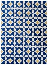 Safavieh Soho SOH750A Ivory and Blue