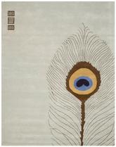 Safavieh Soho SOH787B Grey and Brown