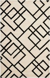 Safavieh Soho SOH790A Beige and Black