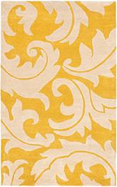 Safavieh Soho SOH841A Gold and Ivory