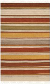 Safavieh Striped Kilim STK319A Multi