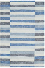 Safavieh Striped Kilim STK411B Blue