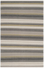 Safavieh Striped Kilim STK412B Grey