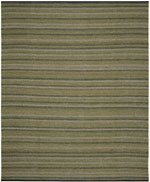 Safavieh Striped Kilim STK421B Green