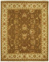 Safavieh Sumak SUM418A Brown and Ivory