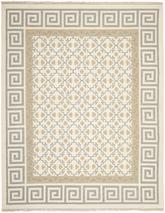 Safavieh Sumak SUM442A Ivory and Grey
