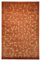Safavieh Tibetan TB422C Rust and Gold