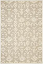 Safavieh Tibetan TB651A Linen and Antique White