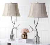 ADELE HORN TABLE LAMP