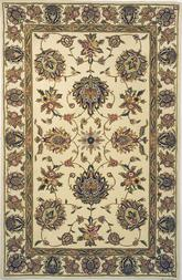 Safavieh Traditions TD606A Ivory and Ivory