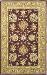 Safavieh Traditions TD606C Red and Gold