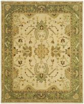 Safavieh Taj Mahal TJM105A Ivory and Green