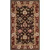 Safavieh Taj Mahal TJM108A Olive and Burgundy