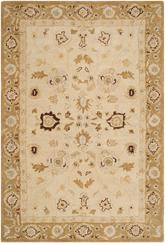 Safavieh Taj Mahal TJM125A Ivory and Gold