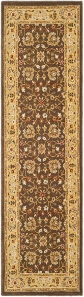 Safavieh Tuscany TUS305-2520 Brown and Gold