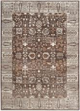 Safavieh Valencia VAL118F Brown and Beige