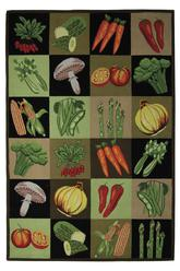 Safavieh Vintage Posters VP251A Assorted